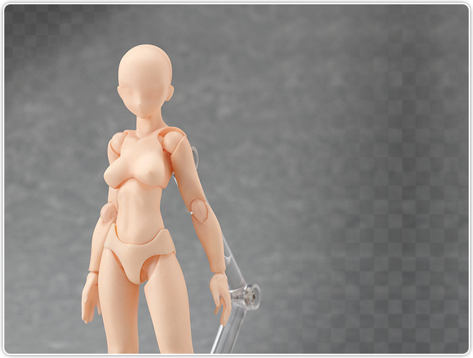 figma archetype she flesh color ver.