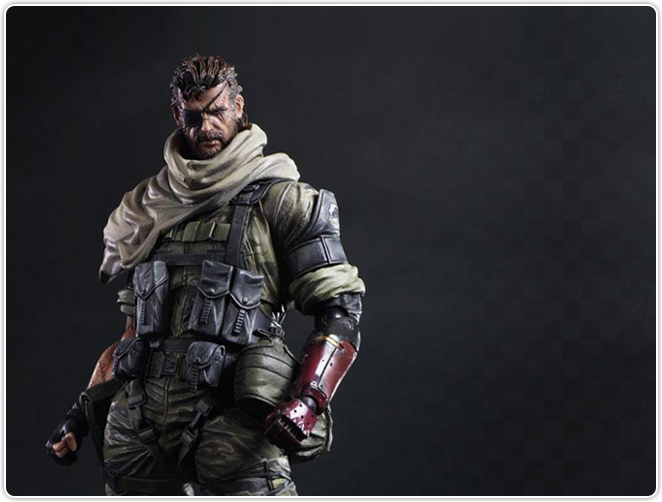 Play Arts Kai Venom Snake
