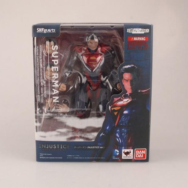 S.H.Figuarts Superman Injustice Ver.
