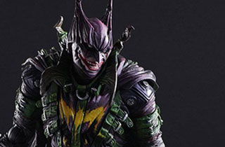 Variant Play Arts Kai Batman Rogues Gallery The Joker