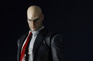 Play Arts Kai Agent 47