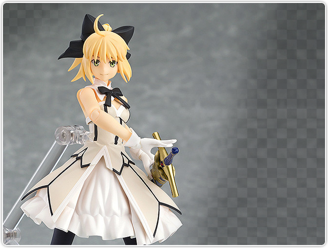 figma Saber Altria Pendragon Lily Third Ascension Ver.