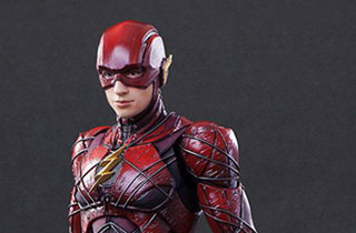 Play Arts Kai The Flash