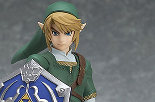 figma Link Twilight Princess Ver.