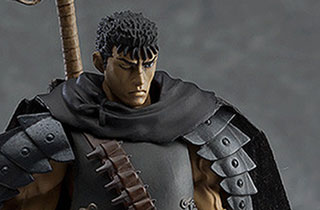 figma Guts Black Swordsman Ver. Repaint Edition