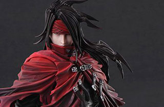 Play Arts Kai Vincent Valentine