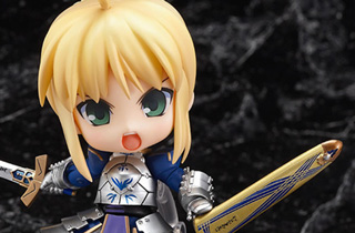 Nendoroid Saber Super Movable Edition