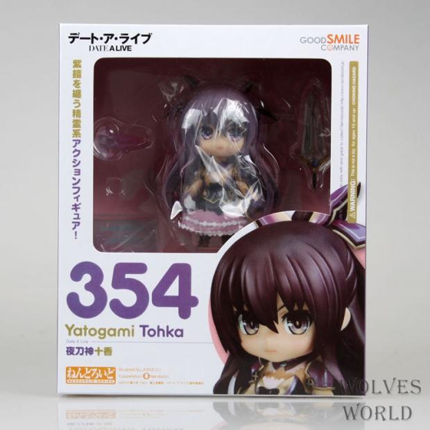 Nendoroid Yatogami Tohka