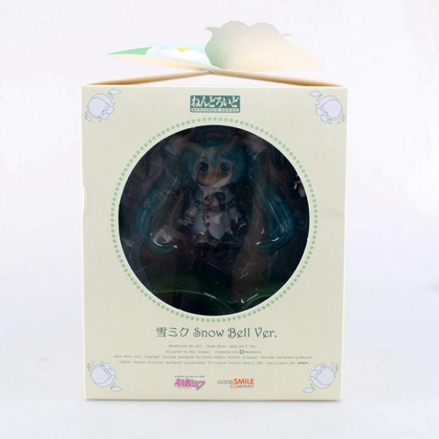 Nendoroid Snow Miku Snow Bell Ver.