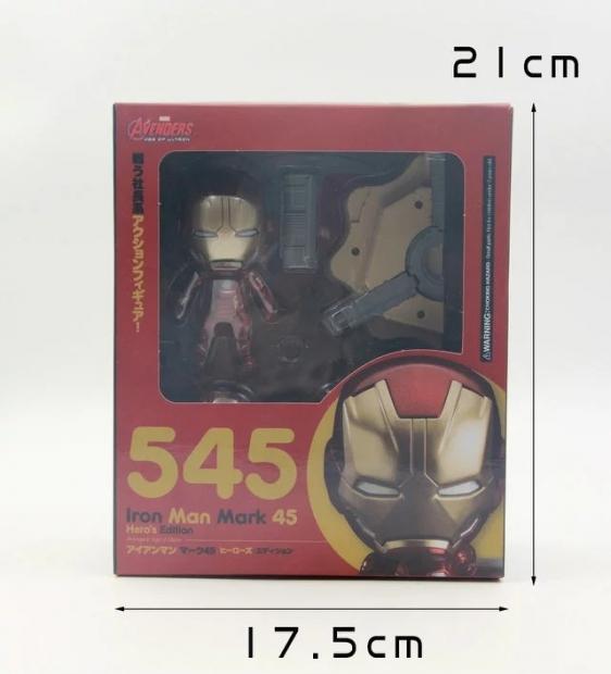Nendoroid Iron Man Mark 45 Hero's Edition