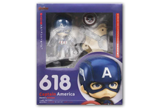Nendoroid Captain America Hero's Edition