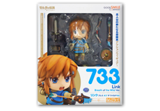 Nendoroid Link Breath of the Wild Ver.