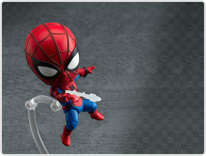 Nendoroid Spider-Man Homecoming Edition