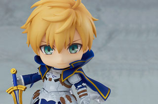 Nendoroid Saber Arthur Pendragon Prototype Ascension Ver.