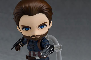 Nendoroid Captain America Infinity Edition