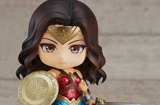 Nendoroid Wonder Woman Hero's Edition