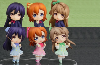 Nendoroid Petite Love Live! (Set of 6)