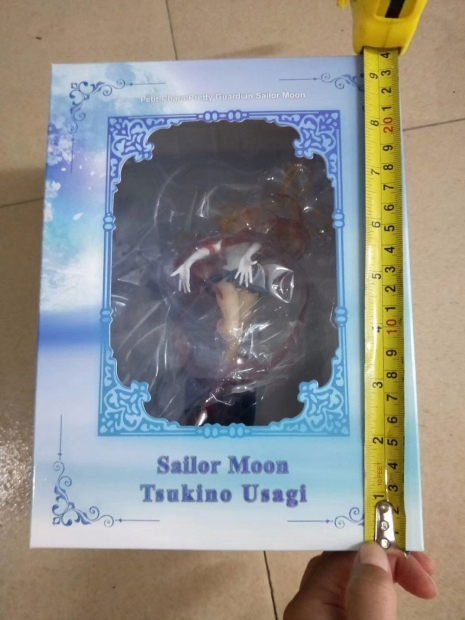 Figuarts Zero Chouette Sailor Moon Moon Crystal Power, Make Up