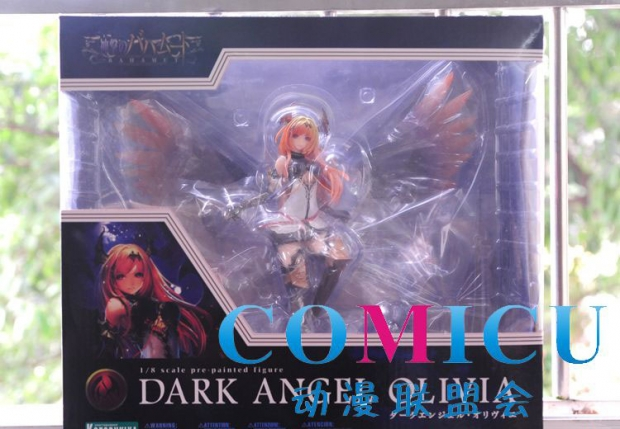 Dark Angel Olivia