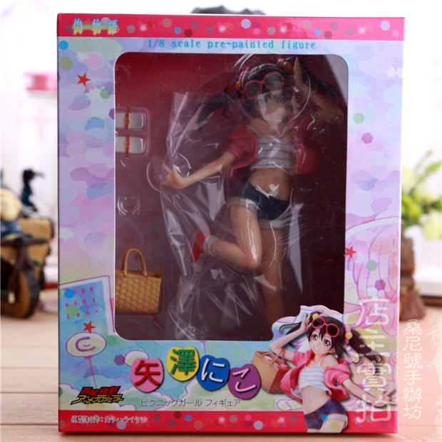 Yazawa Nico Picnic Girl