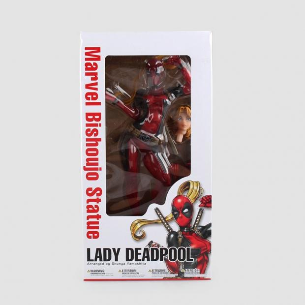Bishoujo Statue Lady Deadpool