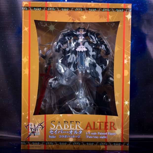 Saber Alter huke Collaboration Package