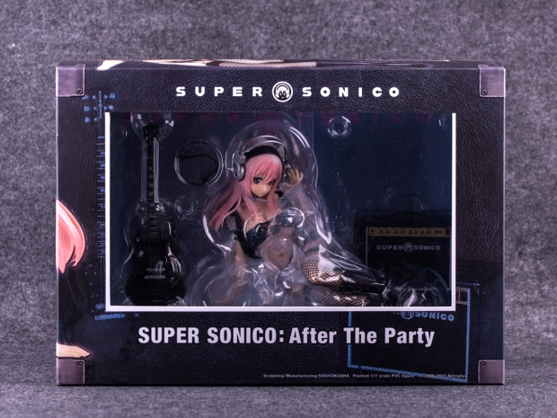 Super Sonico After The Party