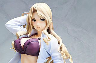 Elizabeth Mably Button Shirt Ver.