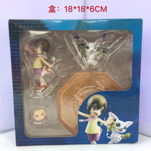 G.E.M. Yagami Hikari & Tailmon