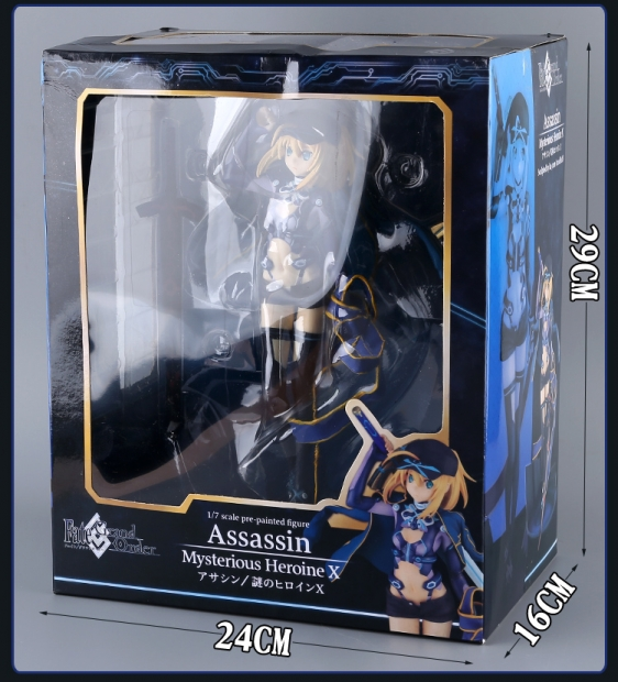 Assassin Mysterious Heroine X